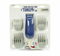 Wahl Professional Blue Peanut Clipper/Trimmer #8685 USA Sell