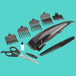Professional Clippers Barber Hair Cutting Haircut Kit Men Be