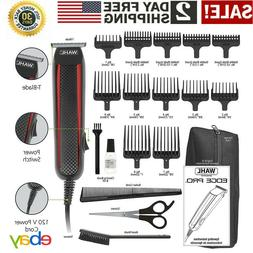 WAHL Professional Clippers Barber Haircut Set Beard Trimmer