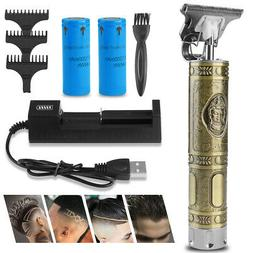 Professional Hair Clippers Cordless Trimmer Shaving Machine