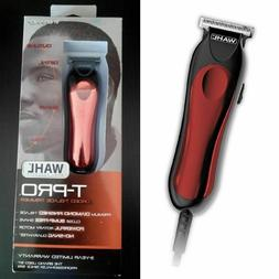 Wahl Professional Hair Trimmer T Liner Pro Clipper Haircut B