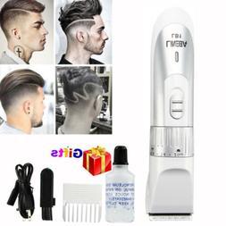 Professional Men's Electric Shaver Razor Beard Hair Clipper