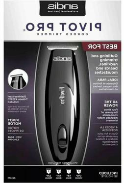 Andis Professional Pivot Pro® T-Blade Trimmer #23475