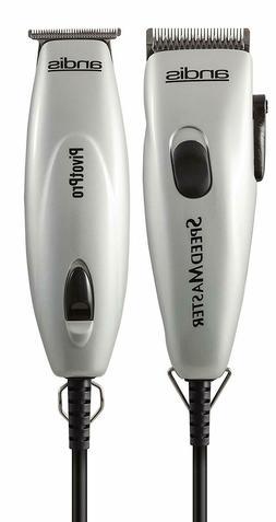 Professional PivotPro SpeedMaster Hair Clipper and Beard Tri