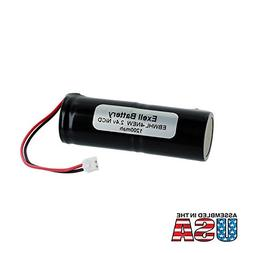 Exell 2.4V Razor Battery fits Wahl 93151 93151-001 Eclipse C