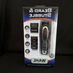 Wahl 5598-4101 Rechargeable Beard and Stubble Trimmer