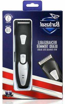 Barbasol - Rechargeable Beard Trimmer