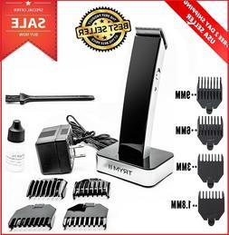 TRYM II The Rechargeable Modern Hair Clipper Kit Ultra-sleek