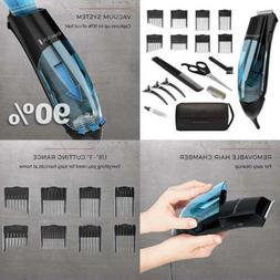 Remington HKVAC2000A Vacuum Haircut Kit Beard Trimmer Hair C