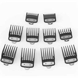 Wahl Professional Salon Wahl Comb Set Premium Cutting Guides