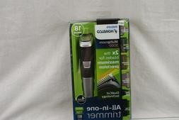 SEALED! Philips Norelco Multigroom 5000 18 attachments MG575