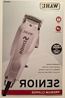 WAHL SENIOR PROFESSIONAL CLIPPER V9000 MOTOR 50% MORE POWER+