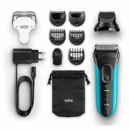 Braun Series 3 Men's Beard Trimmer/Hair Clipper Foil Shaver-