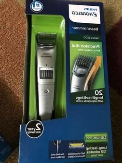 Philips Norelco Series 3500 Electric Beard Trimmer,