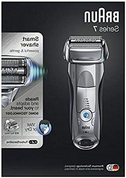 Braun Series 7 7893s Smart Shaver, New Other, Free Shipping