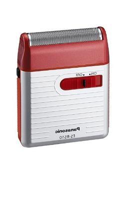 Panasonic Men's Shaver for Traveler ES-RS10-R Red | DC3V
