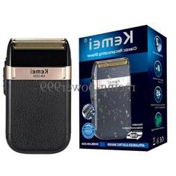 Men Electric Shaver Trimmer USB Razor Rechargeable Shaving M