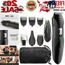 Shaving Machine Trimmer Barber Hair Cut All-in-One Clipper B