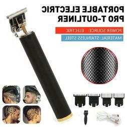 Rechargeable Trimmer Razor Shaver Edges for Men W/ 3 PCS Com