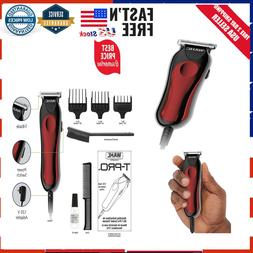 Wahl T-Pro Trimmer, Corded Hair and Beard Trimmer, Compact,