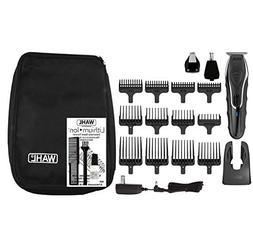 Wahl Trim & Shave Lithium Ion Wet/Dry Hair Trimmer 9899-200P