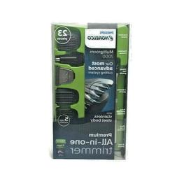 Philips Norelco Trimmer Multigroom 7000 All In One