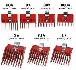 Universal Clipper Comb Attachments Perfect Guards for Blendi