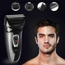 US Rechargeable Men's Electric Razor Foil Shaver Trimmer Bea