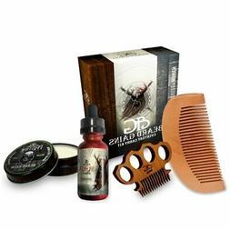 Beard Gains Valhalla Every Day Carry Beard Care Kit - Beard