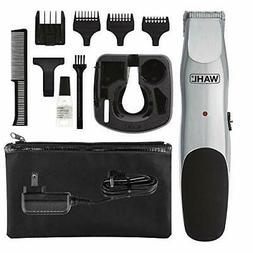 Wahl Groomsman Corded or Cordless Beard Trimmer for Men-Comp