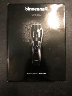 Panasonic Wet & Dry Cordless Electric Beard/Hair Trimmer Bla