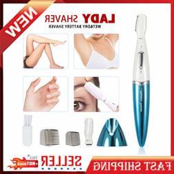 Women's Hair Remover Facial Body Ladies Beard Trimmer Shaver